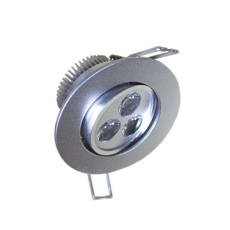 Downlight VIK LED 3W, Blanco cálido